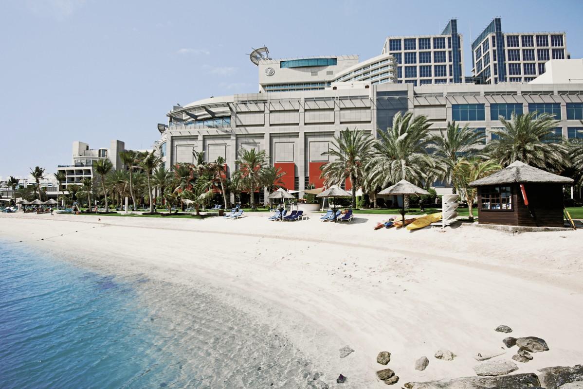 Hotel Beach Rotana Abu Dhabi, Vereinigte Arabische Emirate, Abu Dhabi, Bild 1