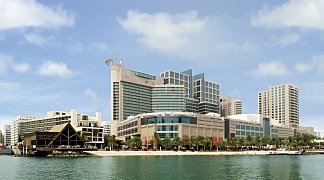 Hotel Beach Rotana Abu Dhabi, Vereinigte Arabische Emirate, Abu Dhabi