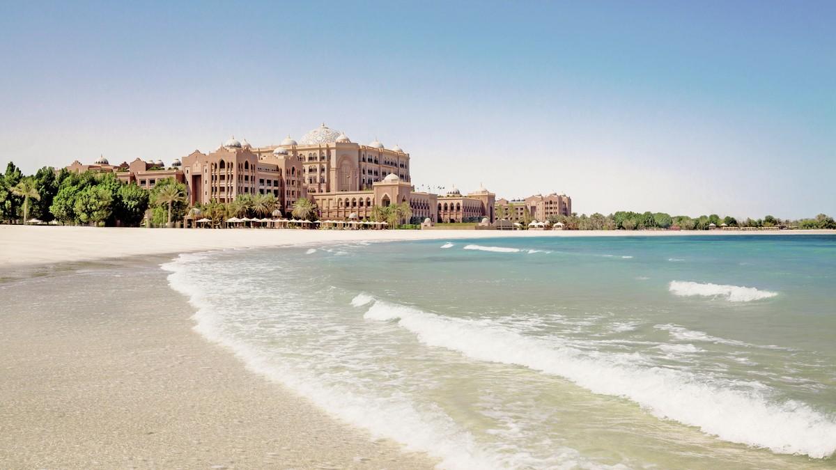 Hotel Emirates Palace Abu Dhabi, Vereinigte Arabische Emirate, Abu Dhabi, Bild 1