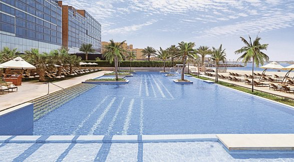 Hotel Fairmont Bab Al Bahr, Vereinigte Arabische Emirate, Abu Dhabi, Bild 1