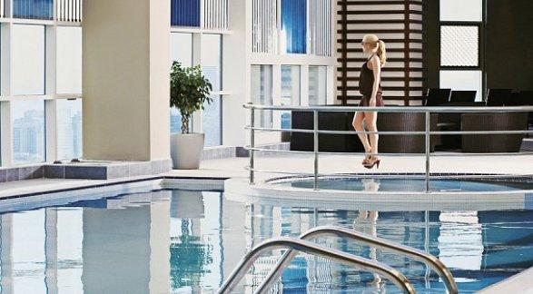 Hotel Grand Millennium Al Wahda, Vereinigte Arabische Emirate, Abu Dhabi, Bild 1