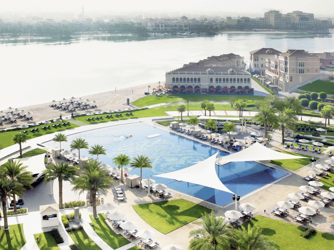 Hotel The Ritz Carlton Abu Dhabi Grand Canal, Vereinigte Arabische Emirate, Abu Dhabi, Bild 1