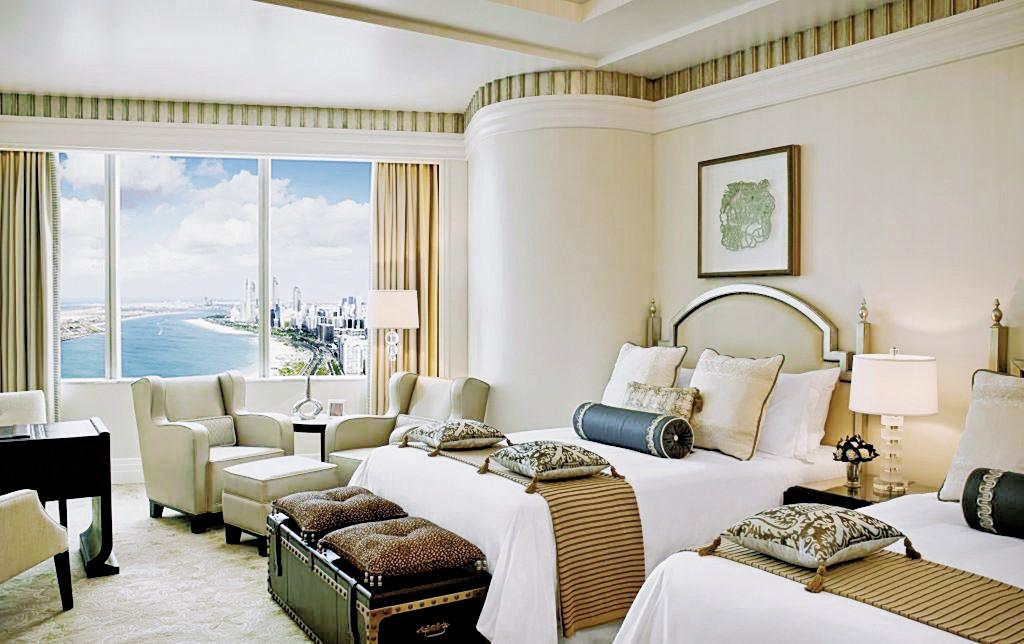 Hotel The St. Regis Abu Dhabi, Vereinigte Arabische Emirate, Abu Dhabi