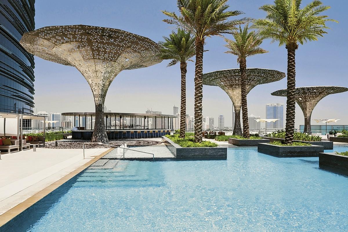 Hotel Rosewood Abu Dhabi, Vereinigte Arabische Emirate, Abu Dhabi