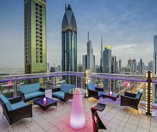 Hotel Four Points by Sheraton Sheikh Zayed Road, Vereinigte Arabische Emirate, Dubai, Dubai - Sheikh Zayed Road, Bild 1