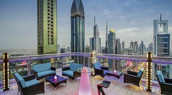 Hotel Four Points by Sheraton Sheikh Zayed Road, Vereinigte Arabische Emirate, Dubai, Dubai - Sheikh Zayed Road, Bild 1
