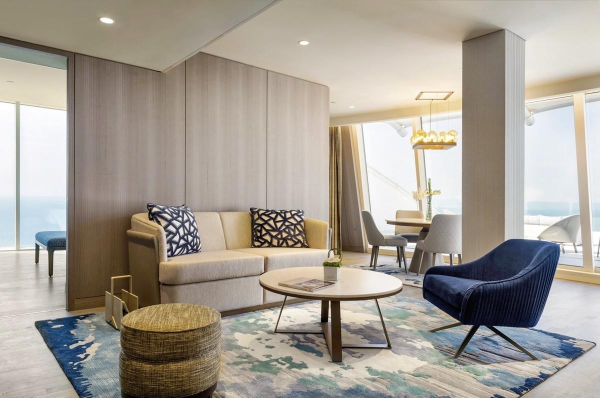 Jumeirah Beach Hotel, Vereinigte Arabische Emirate, Dubai, Bild 1
