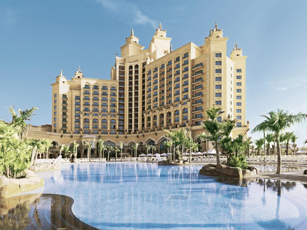 Hotel Atlantis The Palm, Vereinigte Arabische Emirate, Dubai, Bild 1