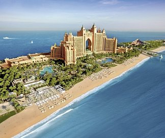 Hotel Atlantis, The Palm, Vereinigte Arabische Emirate, Dubai, The Palm Jumeirah, Bild 1