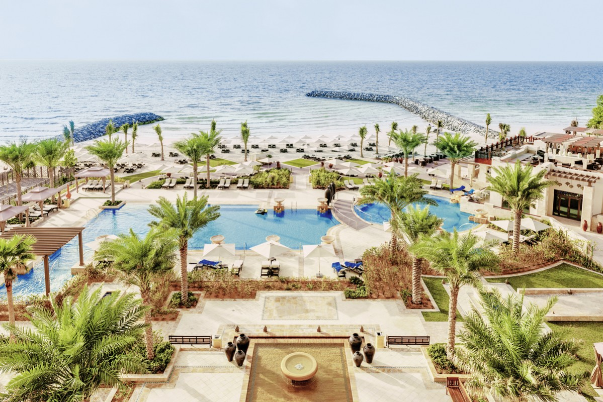 Hotel Ajman Saray, A Luxury Collection Resort, Vereinigte Arabische Emirate, Dubai, Ajman, Bild 1