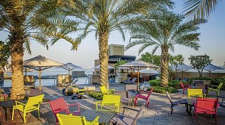 Hotel Sofitel Dubai Jumeirah Beach, Vereinigte Arabische Emirate, Dubai, Jumeirah Beach