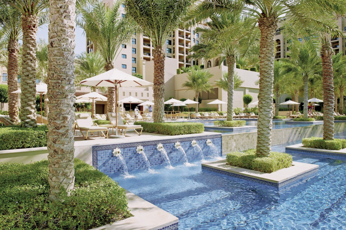 Hotel Fairmont The Palm, Vereinigte Arabische Emirate, Dubai, Bild 1