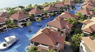 Hotel Anantara The Palm Dubai Resort, Vereinigte Arabische Emirate, Dubai, The Palm Jumeirah