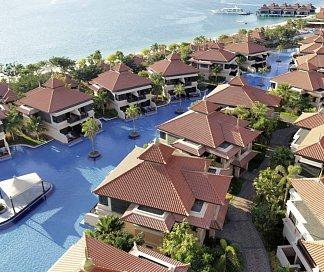 Hotel Anantara The Palm Dubai Resort, Vereinigte Arabische Emirate, Dubai, The Palm Jumeirah, Bild 1