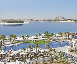 Hotel Waldorf Astoria Dubai The Palm Jumeirah, Vereinigte Arabische Emirate, Dubai, Bild 1