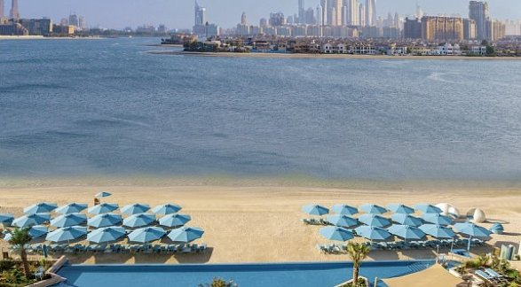 Hotel The Retreat Palm Dubai Mgallery By Sofitel, Vereinigte Arabische Emirate, Dubai, The Palm Jumeirah, Bild 1