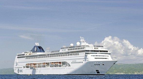MSC Lirica: Orient Kreuzfahrt, Kreuzfahrt, Dubai, Bild 1