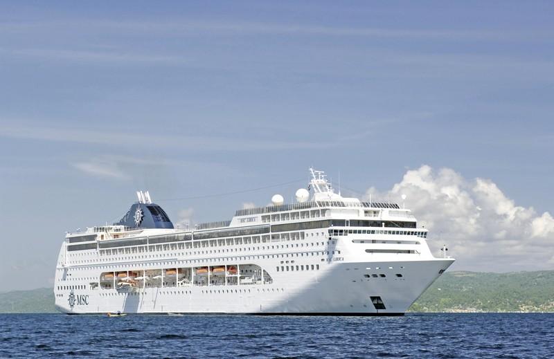 MSC Lirica: Orient Kreuzfahrt, Kreuzfahrt