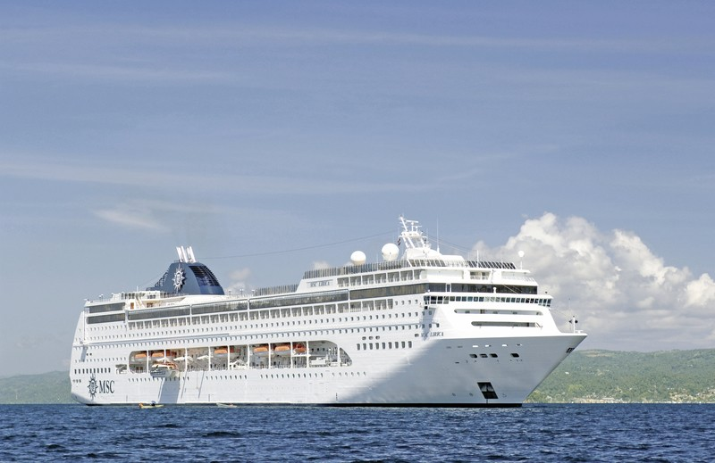MSC Lirica: Orient Kreuzfahrt, Kreuzfahrt, Bild 1