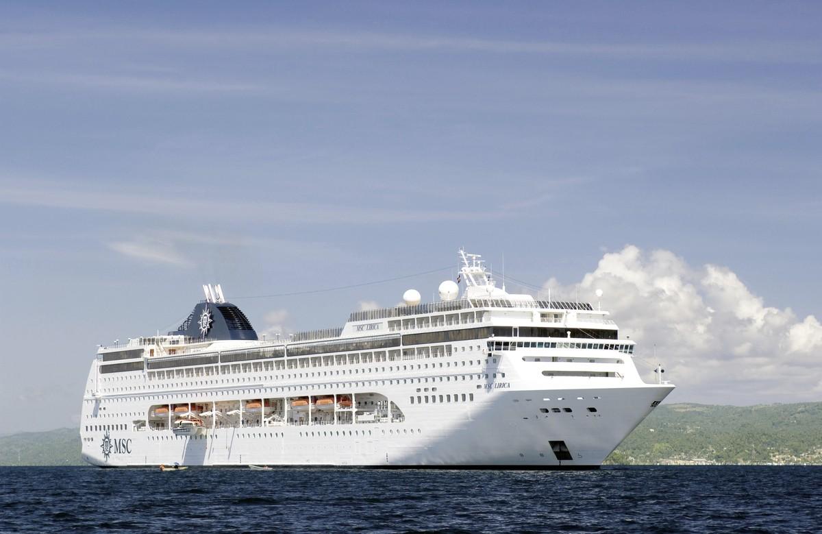 MSC Lirica: Orient-Kreuzfahrt, Kreuzfahrt, Dubai