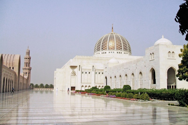 Oman Rundreise: Land des Sultans, Oman, Muscat