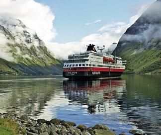 Kreuzfahrt Hurtigruten, Kreuzfahrt, Norwegen, Bergen/Kittilä, Bild 1