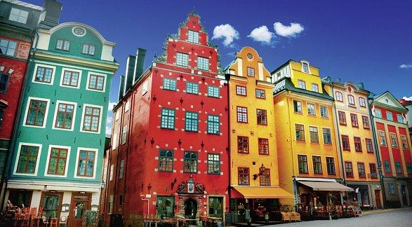 Schweden Rundreise, Schweden, Stockholm, Bild 1