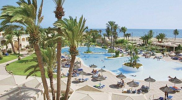 Hotel Zephir, Tunesien, Djerba, Oase Zarzis, Bild 1