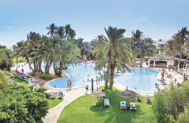 Hotel Odyssee Resort & Thalasso, Tunesien, Djerba, Zarzis, Bild 1