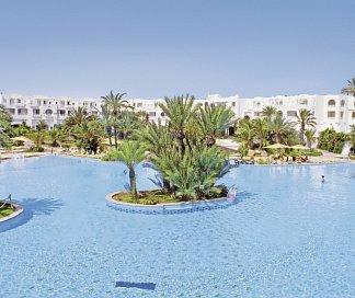 Hotel Vincci Djerba Resort, Tunesien, Djerba, Sidi-Mahrez-Strand, Bild 1