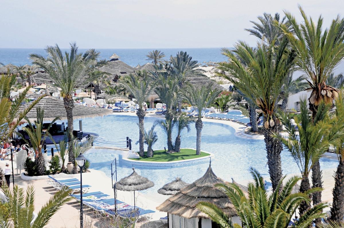 Hotel Club Fiesta Beach, Tunesien, Djerba, Midoun