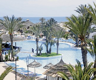 Hotel Club Fiesta Beach, Tunesien, Djerba, Insel Djerba, Bild 1