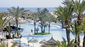 Hotel Club Fiesta Beach, Tunesien, Djerba, Insel Djerba