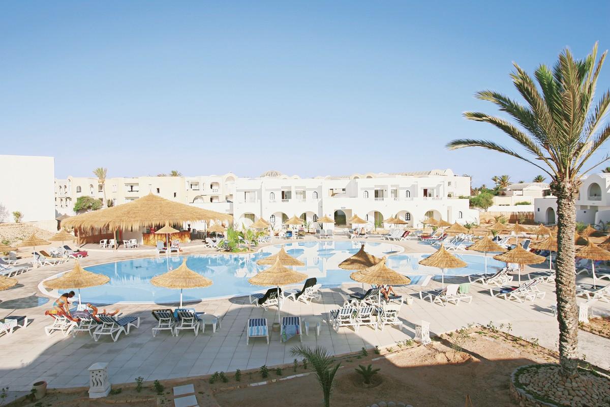 Hotel Sun Club Djerba, Tunesien, Djerba, Insel Djerba, Bild 1