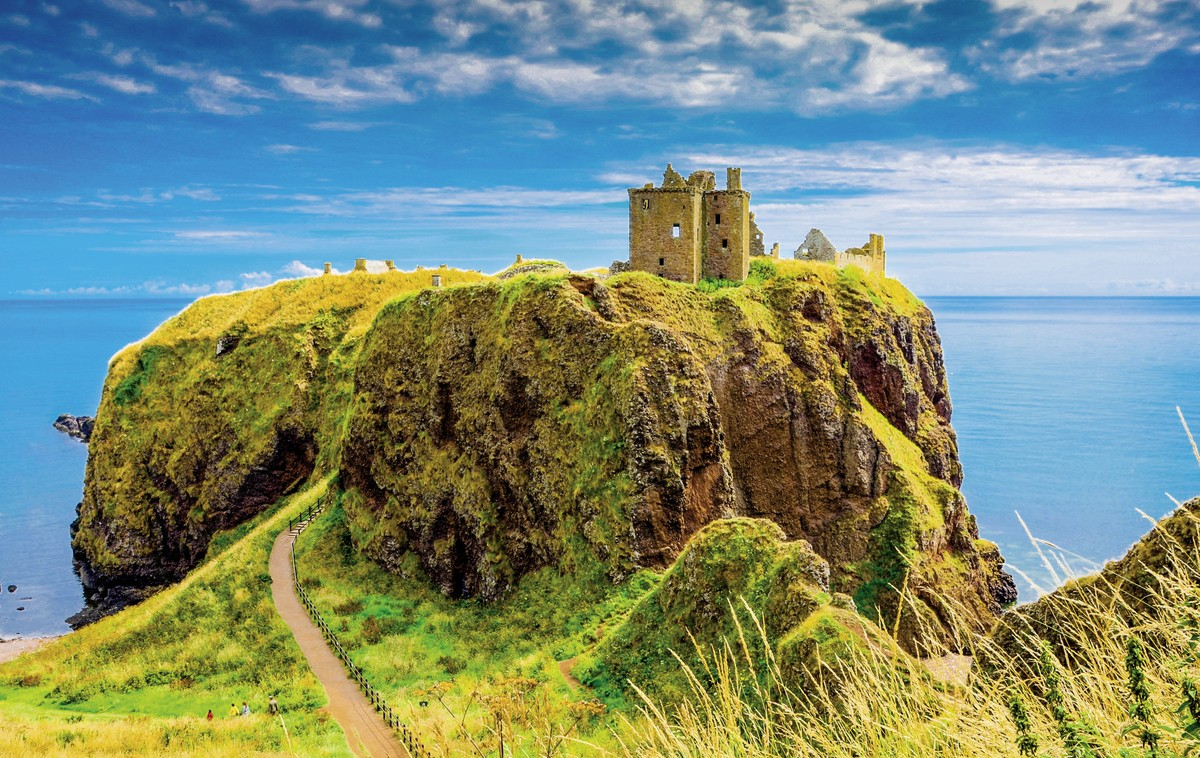 Schottland Rundreise: Das Land der Highlander, Schottland, Edinburgh, Bild 1