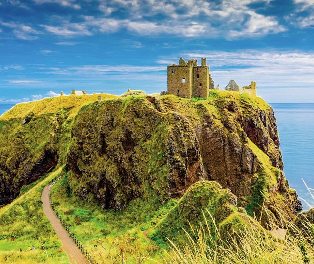 Rundreise Schottland Autorundreise, Schottland, Edinburgh, Bild 1