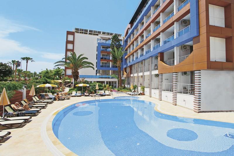 Hotel Gardenia, Türkei, Südtürkei, Alanya, Bild 1