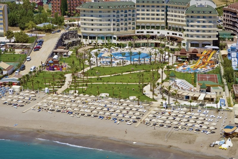 Hotel Saphir Resort & Spa, Türkei, Südtürkei, Alanya