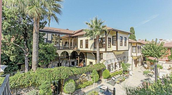 Hotel Alp Pasa Charme, Türkei, Südtürkei, Antalya, Bild 1