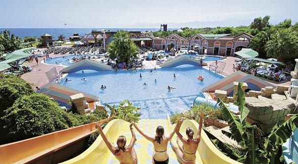 Hotel Club Mega Saray, Türkei, Südtürkei, Serik, Bild 1