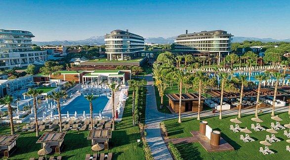 Hotel Voyage Belek Golf & Spa, Türkei, Südtürkei, Belek, Bild 1