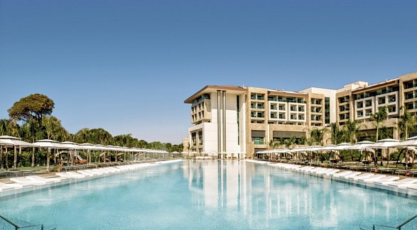Hotel Regnum Carya Golf Resort & Spa, Türkei, Südtürkei, Belek, Bild 1