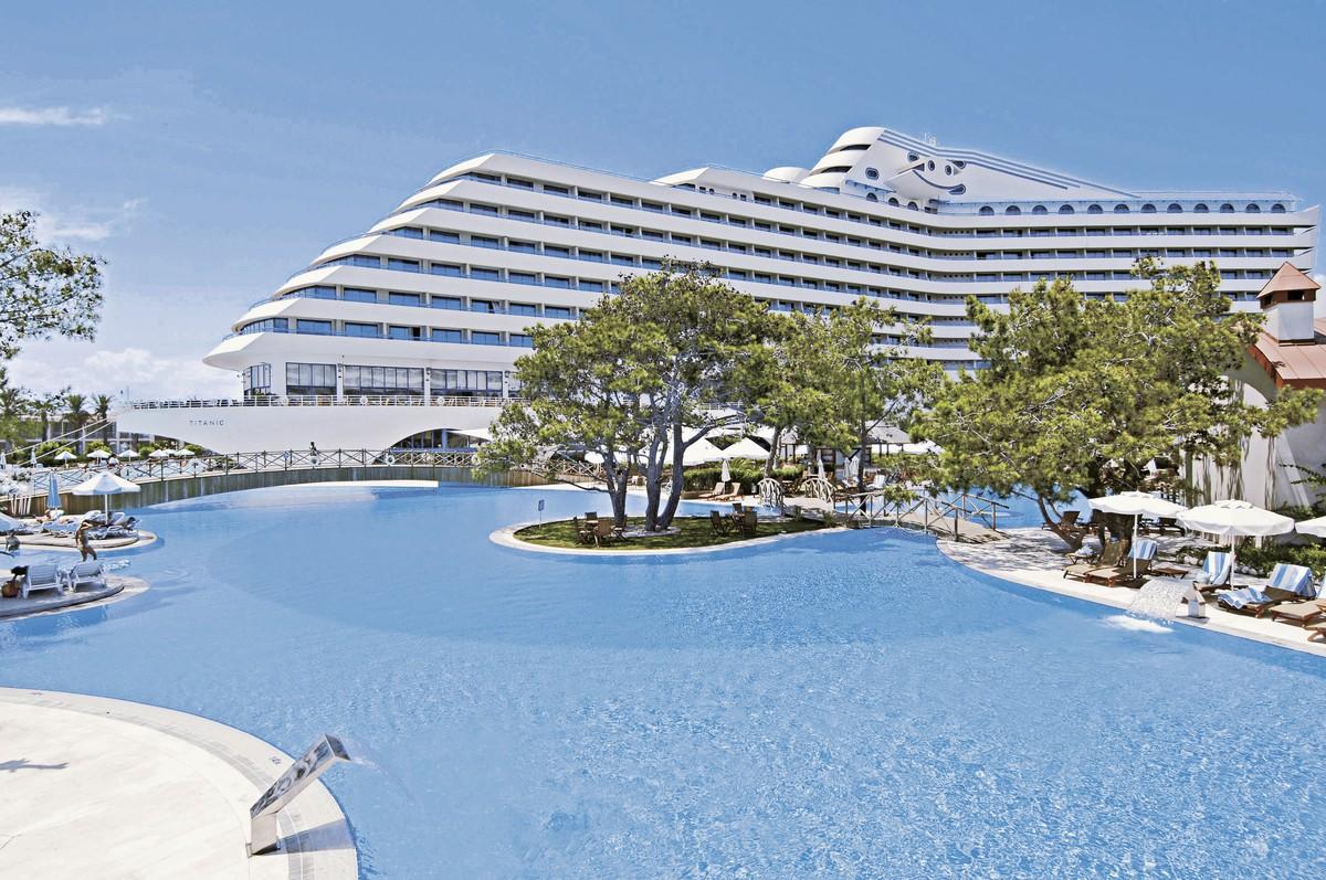 Hotel Titanic Beach Lara, Türkei, Südtürkei, Lara, Bild 1