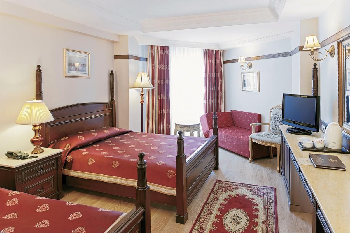 Hotel Delphin Palace, Türkei, Südtürkei, Lara