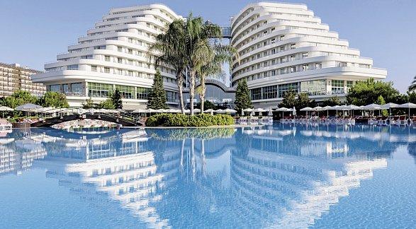 Hotel Miracle Resort, Türkei, Südtürkei, Lara, Bild 1