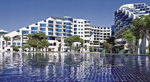 Hotel Cornelia De Luxe Resort, Türkei, Südtürkei, Belek, Bild 1