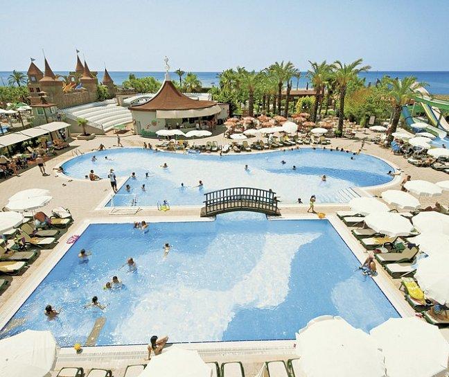 Hotel Aydinbey Famous Resort, Türkei, Südtürkei, Belek-Bogazkent, Bild 1