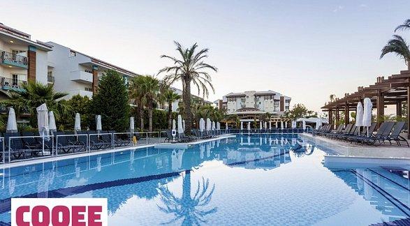 Hotel COOEE Belek Beach Resort, Türkei, Südtürkei, Belek, Bild 1