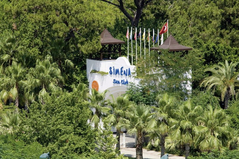 Hotel Simena Sun Club, Türkei, Südtürkei, Çamyuva, Bild 1