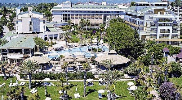 Hotel Oleander Beach Resort, Türkei, Südtürkei, Side-Kumköy, Bild 1
